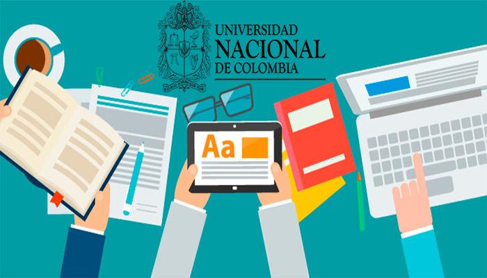 Universidad Nacional De Colombia Ofrece Cursos Virtuales Gratuitos Circulo De Periodistas De Bogota
